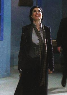 HG Wells, Warehouse 13  LOVE her outfit