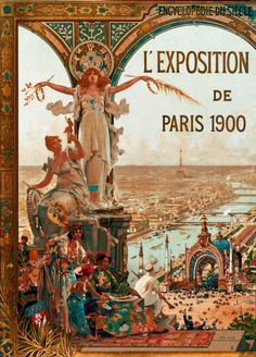 Paris Exposition of 1900.