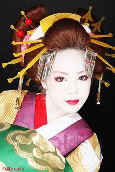 Kimono Oiran-pin it from carden