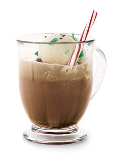 Click for this easy peppermint affogato recipe.