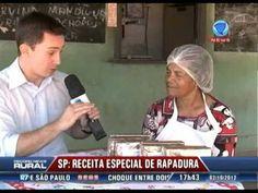 Record News Rural - receita especial de rapadura
