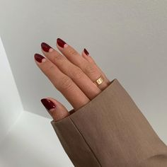 nails how to Minimalist Nails, Mode Inspiration, Nails Inspiration, Trendy Nails, Cute Nails, Hair And Nails, My Nails, Fall Nails, Summer Nails