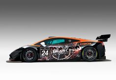 OZ Racing Wheels for 2013 Gallardo GT3 FL2 - Blancpain Endurance Series #OZRACING