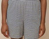 $4.00 Vintage Striped Shorts **SOLD**