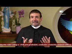o. Marián Kuffa - Kráľovský, kňazský a prorocký úrad - YouTube Youtube, Bible, Youtubers, Youtube Movies