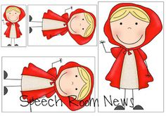 Little Red Riding Hood: Book Companion - Speech Room News