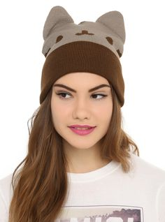 Pusheen The Cat Watchmen Beanie