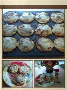 Perfect mini pizza! Made in a Whoopie pie pan; Pillsbury dough, sauce, pepperoni or ?? lots of mozzarella cheese, bake per can instr for soft or crisp crust and add crushed red pepper....destroy!  ©SMV