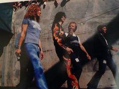 Led Zeppelin, Oakland 1977