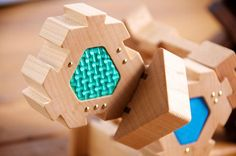 Can These Toys Teach Kids Empathy? How a learning exercise for the visually impaired evolved into a new toolkit that could help kids unlock compassion. Teaching Kids, Kids Learning, Team Activities, Business Design, Cool Toys, Wooden Toys, Canning, Creative, Compassion
