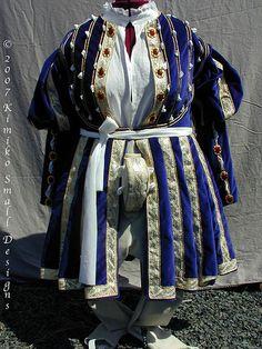 RMSuite01 by sstormwatch, via Flickr  Nice great coat design