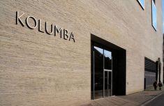 kolumba museum signage ile ilgili görsel sonucu