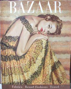 Harper's Bazaar January 1953