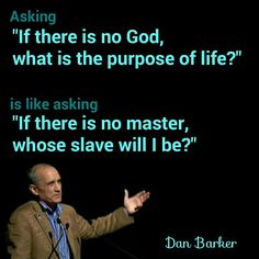 "People have longed begged the question of what the meaning of life is. The addition of a deity does not solve the problem. ** I believe that ""the meaning of life is to give life meaning. Atheist Humor, Atheist Quotes, Humanist Quotes, Secular Humanism, Anti Religion, Religion Memes, Religious People, Meaning Of Life, Christianity"