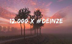 12.000 keer #deinze en dat vieren we met een interessant instagramartikel zie link in bio.