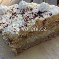 Fotografie receptu: Jablečné tiramisu Tiramisu, Banana Bread, Tiramisu Cake