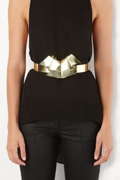 THE INTERMISSION - Origami Belt, Sass and Bide