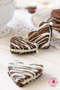 Japanese Food Art, Happy Foods, Polish Recipes, Snacks, Dessert Recipes, Desserts, Cake Cookies, Food Videos, Christmas Cookies