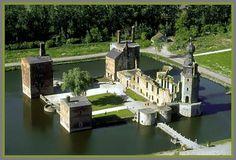 château d'Havré (Belgique)