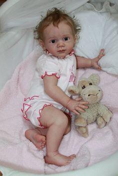 Reborn Toddler Doll Kit Fridolin by Karola Wegerich Colliii Award Winner