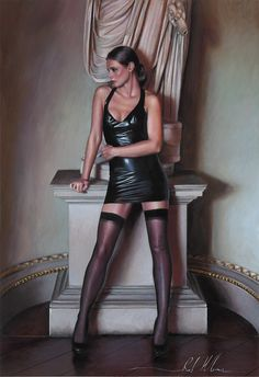 Rob Hefferan Prints | Incredible Figurative Photorealistic Paintings by Rob Hefferan (2)