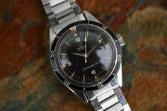 Omega Seamaster 300,  reference 14755 with cal. 552