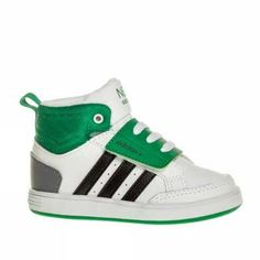 competitive price 7ee14 80620 Acquista ADIDAS VLNEO HOOPS MID INF SCARPE SPORTIVE BAMBINO - High Tops,  Adidas, Shoes