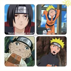 I'm not all into the Naruto fandom...but I died laughing.