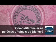 Como diferenciar as pelúcias  originais da Disney? veja mais em http://viagenseturismo.me/guia-para-orlando/como-diferenciar-as-pelucias-originais-da-disney
