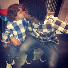 this is just as adorable!!!! Marcelo and Enzo