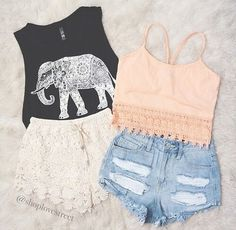 Boho style fashion love