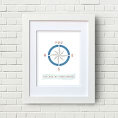 If home is where the heart is, this compass shows you how to get there.