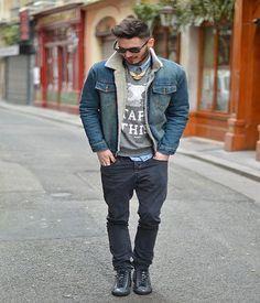 Men's street style 2014 – 2015