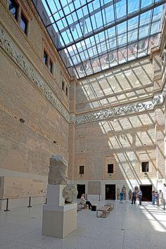Neues Museum, David Chipperfield | Flickr - Fotosharing!