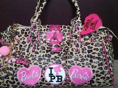 Barbie purse. So adorable!