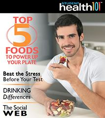 Have you read the April issue of Student Health 101?