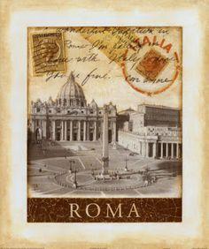 Laminas decoupage: Escrituras sellos letras