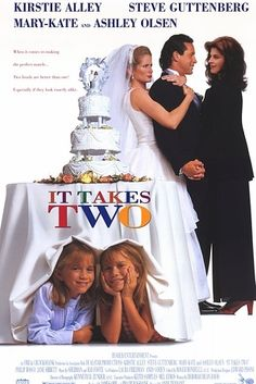 It Takes Two Mary-Kate & Ashley Olsen, Kirstie Alley, Steve Guttenberg Mary Kate Olsen, Mary Kate Ashley, Childhood Movies, 90s Movies, Great Movies, Throwback Movies, Watch Movies, Steve Guttenberg, Ashley Olsen