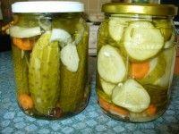 NAKLÁDANÉ OKURKY - rychlé a jednoduché Pickles, Cucumber, Food, Essen, Meals, Pickle, Yemek, Zucchini, Eten