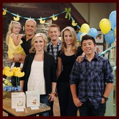 Good Luck Charlie when Toby is born! Starring the beautiful Bradley Steven Perry