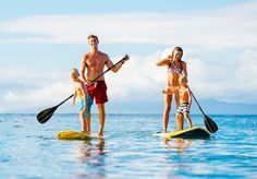 Rent our #paddleboards to experience the perfect way to end an adventurous day in #Cayman.