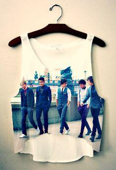 WHUT. I need this shirt. one direction <3