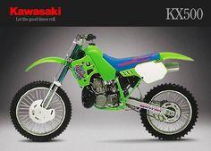 Kawasaki KX500