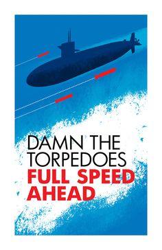 #submarine #torpedo print