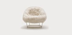 Fur Sofas and Armchairs design ideas | Fill your home with love