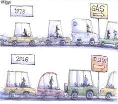 Matt Davies Editorial Cartoon, April 08, 2016     on GoComics.com