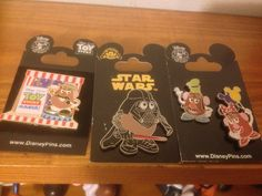 I collect Tater pins too!