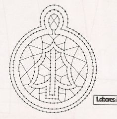 navidad - mdstfrnndz - Picasa Webalbums Christmas Ornament Crafts, Christmas Themes, Bobbin Lace Patterns, Lace Heart, Creative Embroidery, Point Lace, Lace Jewelry, Needle Lace, Lace Flowers