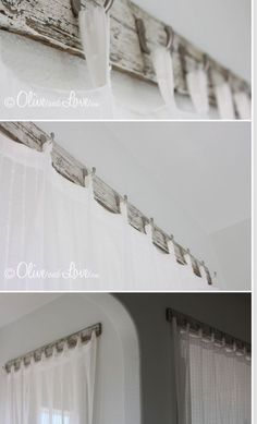 because curtain rods are boring