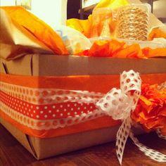 #giftwrap #wrappingpaper #gift #present #Eatser 'Just add ice cream' .. a box of ice cream fun!